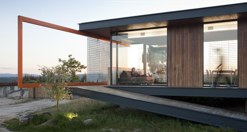 diseño, interiorismo, arquitectura, refugio, chafarico, Ourense Galicia, equipoeme